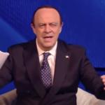 """Crozza imita Berlusconi """"Il piano Marshall e il Culona Virus"""""""