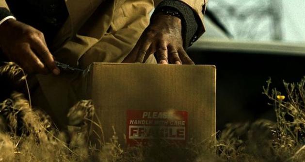 scatola seven film