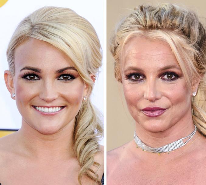 sorella di Britney Spears