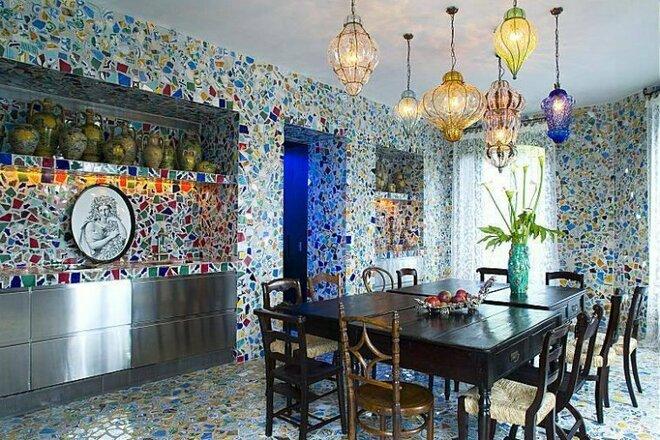 Imprenditore di Caserta acquista la mega villa di D&G a Stromboli (FOTO)