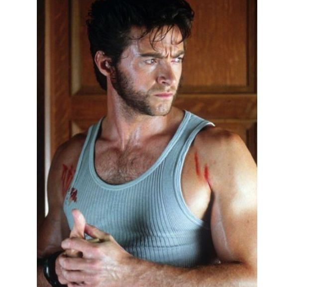 Anche i vestiti di Wolverine guariscono