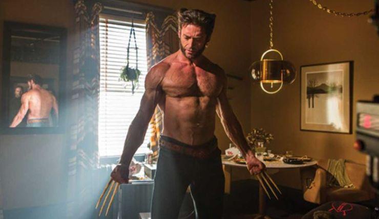 Artigli di metallo di Wolverine