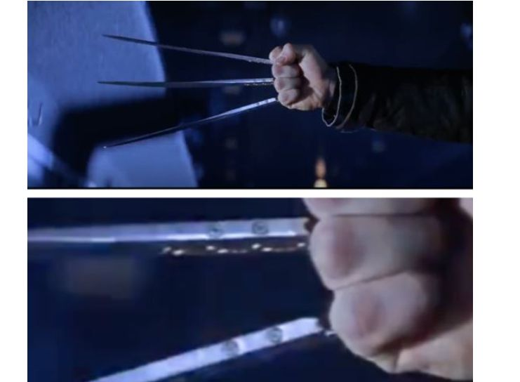 Viti sugli artigli di Wolverine