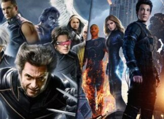 X-men Vs Fantastici 4