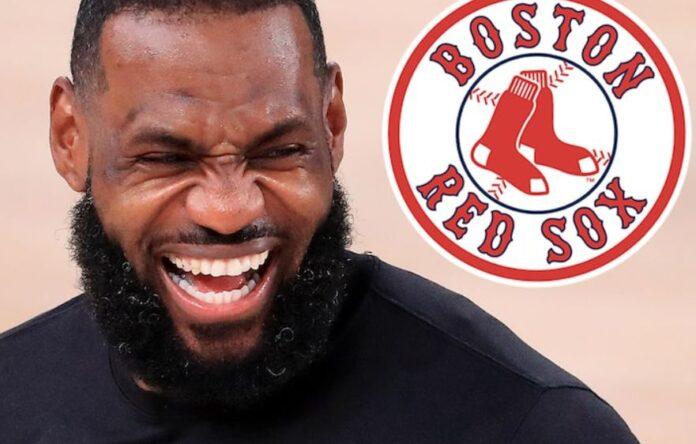LeBron James diventa proprietario di parte dei Boston Red Sox
