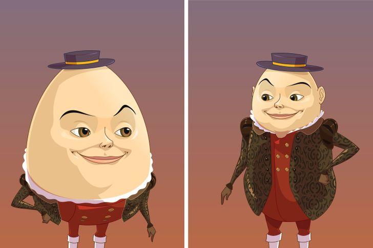 """Come apparirebbero i personaggi di """"Shrek"""" se fossero umani"""
