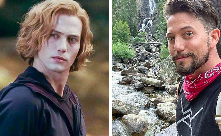 Come sono cambiati gli attori che hanno recitato nella saga di Twilight 13 anni fa