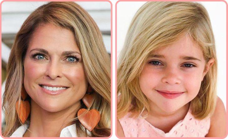 Che aspetto hanno i bambini delle donne reali più belle