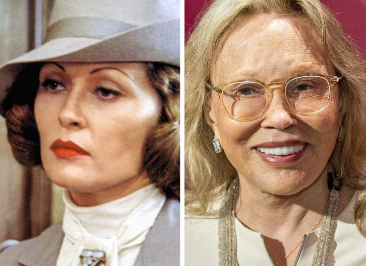 What 18 Actresses Look Like Now Who Portrayed a Femme Fatale in the Past
