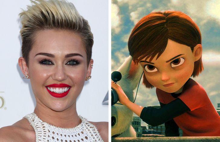 20 celebrità che non conoscevamo hanno doppiato i nostri personaggi dei cartoni animati preferiti