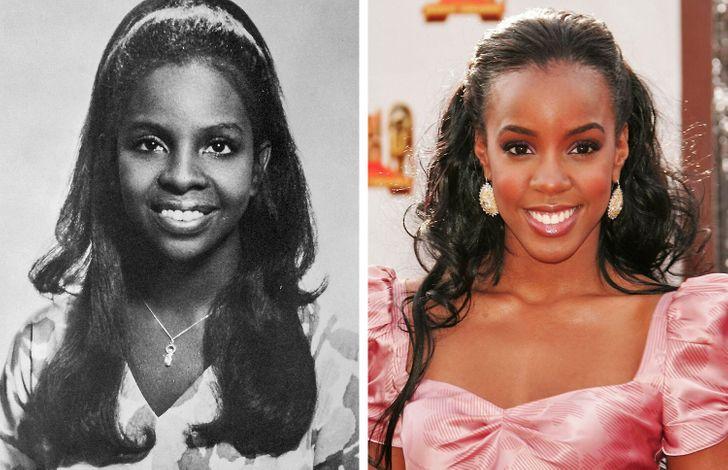 15 celebrità con i loro doppelgänger del passato