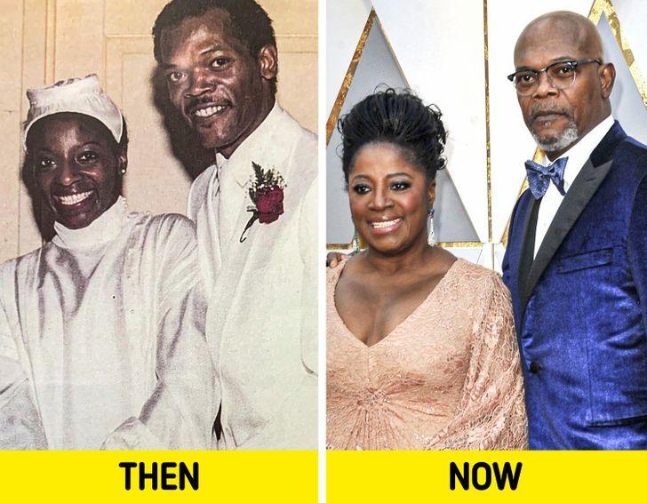 9 celebrità che hanno sposato il loro primo amore