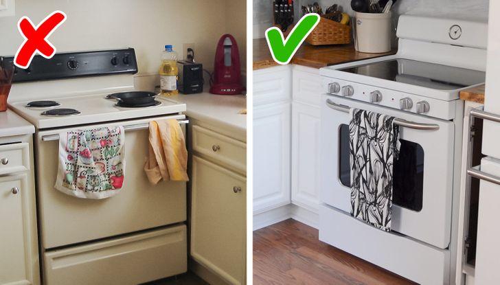 8 suggerimenti che aiuteranno la tua cucina ad apparire come se fosse sulla copertina di una rivista