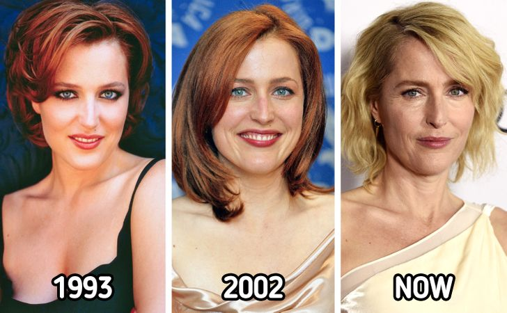 18 celebrità che hanno trovato la loro bellezza in ogni fase dell'invecchiamento