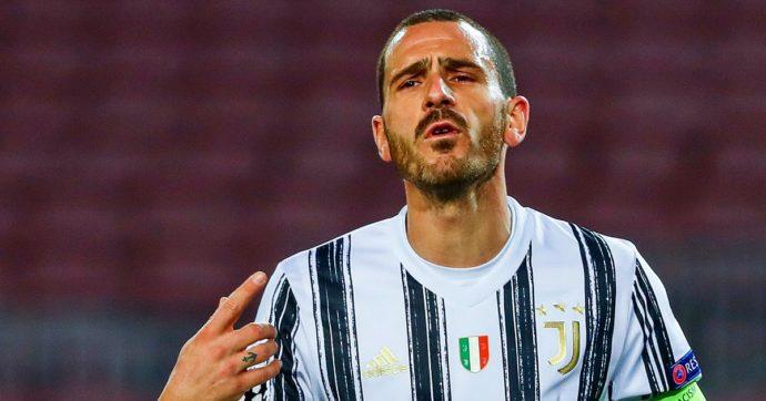 """Leonardo Bonucci, """"la procura Figc indaga sul calciatore e il suo procuratore Lucci"""""""