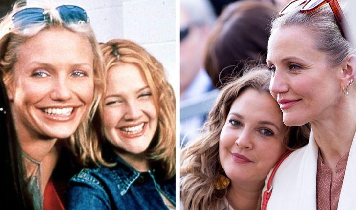 12 celebrità che sono state amiche per così tanto tempo, sono inseparabili