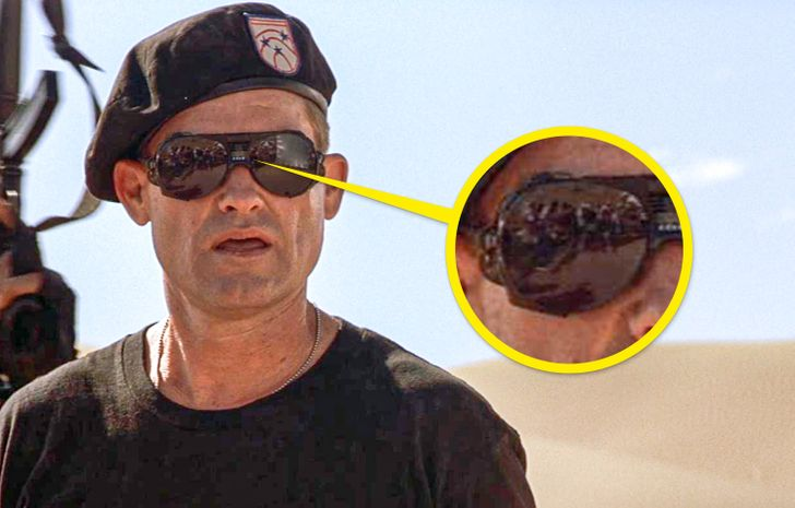 20+ Movies Where the Crew Made a Silly Mistake