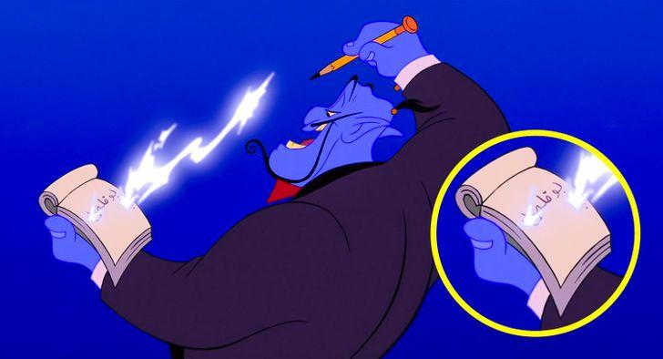 15 piccoli dettagli nei film Disney che la maggior parte di noi non ha nemmeno notato