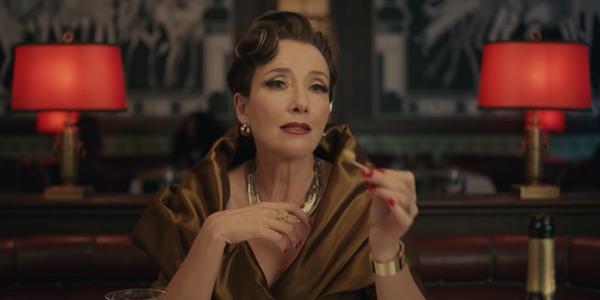 Emma Thompson come baronessa in Crudelia.