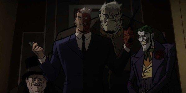 I cattivi di Batman da Batman: Il lungo Halloween, seconda parte