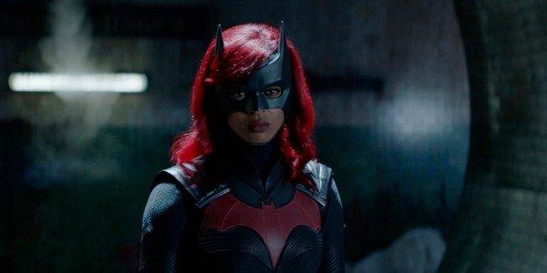 Javicia Leslie su Batwoman
