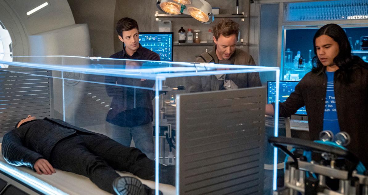"""Carlos Valdes nei panni di Cisco Ramon in """"The Flash"""""""