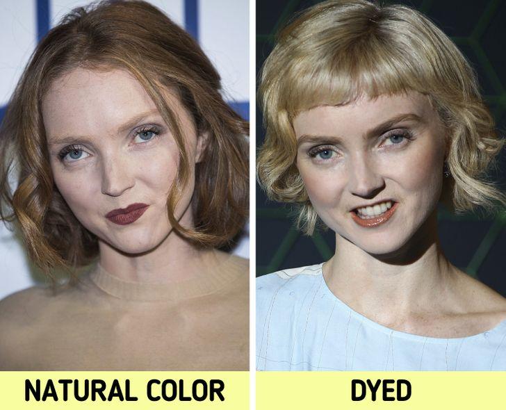 13 attrici dai capelli rossi che hanno provato un colore di capelli diverso ma hanno dimostrato che lo zenzero è il loro biglietto da visita