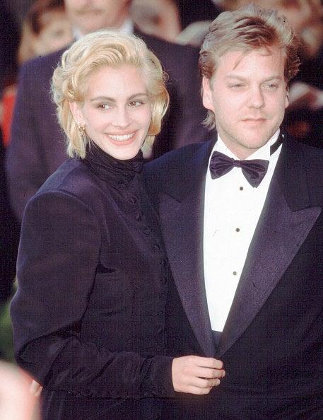 """attore che ha interpretato Vivian Ward in """"Pretty Woman"""" e attore che ha interpretato Donald Campbell in """"The Bay Boy"""""""